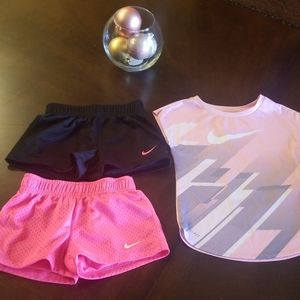 Girls nike bundle